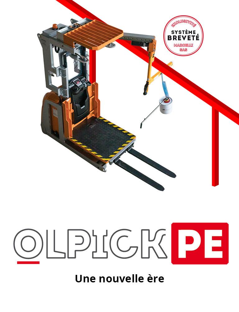 Olpick PE – Une nouvelle ère